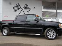 Options:  2005 Gmc Sierra 1500 Denali Awd 4Dr Crew Cab