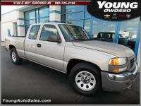 2005 GMC Sierra 1500 Extended Cab Pickup Work Truck Our