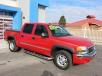 GMC Sierra 1500 crew cab 4x4! If you're in the