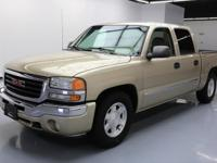 This awesome 2005 GMC Sierra 1500 comes loaded with the