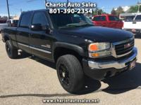 Local trade Duramax diesel with the Allison