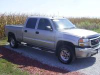 Options Included: HD Handling/Trailering Suspension