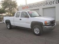 Options:  2005 Gmc Sierra 2500Hd Nice 2005 Gmc Sierra