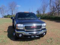 THIS IS MY 1 OWNER LOW MILES, 2005 GMC 3500HD 4X4