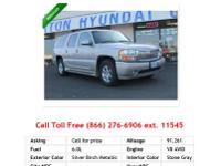 2005 Gmc Yukon Denali Denali SUV V8 6.0L Gas AWD AWD,