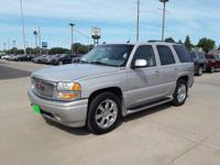Silver Birch Metallic 2005 GMC Yukon Denali AWD 4-Speed