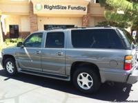 2005 GMC Yukon Denali 4x4 XUV with a V-8, Leather Trim
