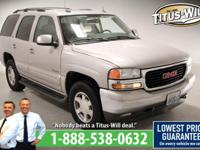 Recent Arrival! New Price!2005 GMC Yukon Silver,