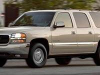 Delivers 18 Highway MPG and 14 City MPG! This GMC Yukon
