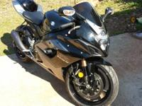 I have a beautiful gsxr 1000 for sale very well taken
