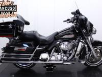 2005 HD FLHTCI Electra Glide Classic The day we built