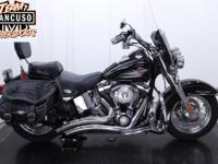 2005 HD FLSTCI Heritage Softail Classic Twist the