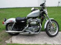 HARLEY DAVIDSON 2005 SPORTSTER 883 L, This bike is in