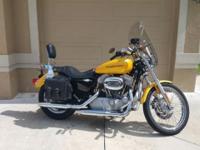2005 Harley Davidson 883 Sportster Custom . Extremely