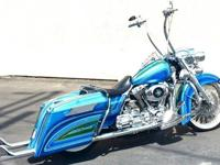 2005 FLHRCI Road King Classic. One Owner Harley -