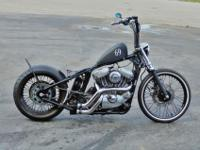 Harley-Davidson : SportsterCompletely Customized 2005