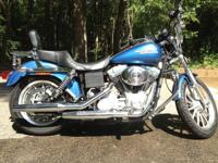 Excellent condition. Under 15,000 miles. Saddle bags,