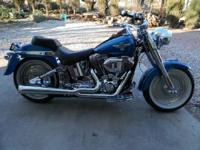 Description Make: Harley Davidson Mileage: 8,000 miles