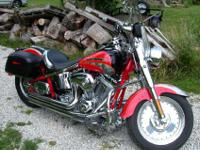 2005 Harley Davidson Fat Boy Screaming Eagle-FLSTFSE.