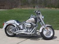 2005 Harley Davidson Fatboy- - 2005 Harley Davidson