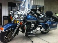 2005 Harley-Davidson FLHR/FLHRI Road King NICE ROAD