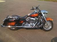 2005 Harley Davidson FLHR Road King with Custom Paint