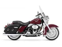 The Road King Classic. A machine dripping with the