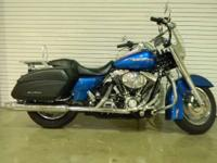 2005 Harley-Davidson FLHRS/FLHRSI Road King Custom VERY