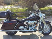 Slash-cut mufflers. Bikes Touring 835 PSN. When this