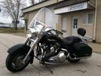 2005 Harley Davidson FLHRSI Road King Custom. Excellent