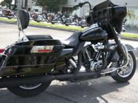 The Electra Glide Classic was designed on the premise