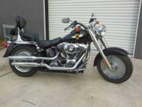 2005 Harley Davidson in Excellent Condition Black