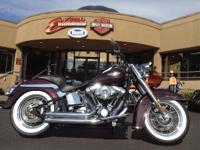 2005 Harley-Davidson FLSTN/FLSTNI Softail Deluxe New