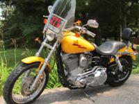 2005 Harley Davidson FXDC Dyna Super Glide Custom. 2005