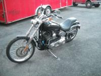 2005 FXSTDI DUECE SOFTAIL 1450 FUEL INJECTED , 5 SPEED
