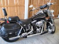 2005 Harley Davidson Heritage Classic. 3600 miles,