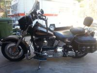 2005 Harley Davidson Heritage Soft Tail...Need