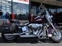 2005 Harley-Davidson Heritage Softail -WE FINANCE -
