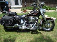 For Sale: 2005 Heritage Softail Classic In excellent