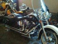 2005 Harley Davidson in Excellent Condition Pearlescent