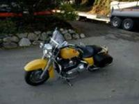 Description 2005 harley Davidson MUST SEERoadking