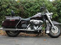 2005 Harley Davidson Road Kingno flaws or defects, not