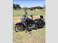 Harley Davidson Road King FLHRCI 2005 If you have been