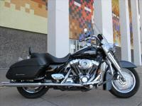 You are looking at a 2005 Harley Davidson Road King