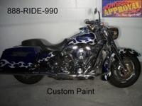 2005 Harley Davidson Road King custom-made for sale