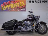 2005 Harley Davidson Road King Custom for sale $8,900