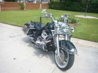2005 Harley Davidson Road King Touring. 2005 Harley