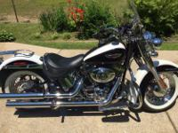 Make: Harley Davidson Model: Other Mileage: 5,665 Mi