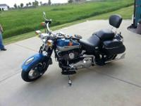 2005 Softail Springer FLSTSCI in excellent condition.