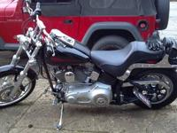 FOR SALE: 2005 Harley Davidson Sofftail, 1450cc (Twin
